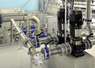 Sistemi di riscaldamento ad acqua surriscaldata